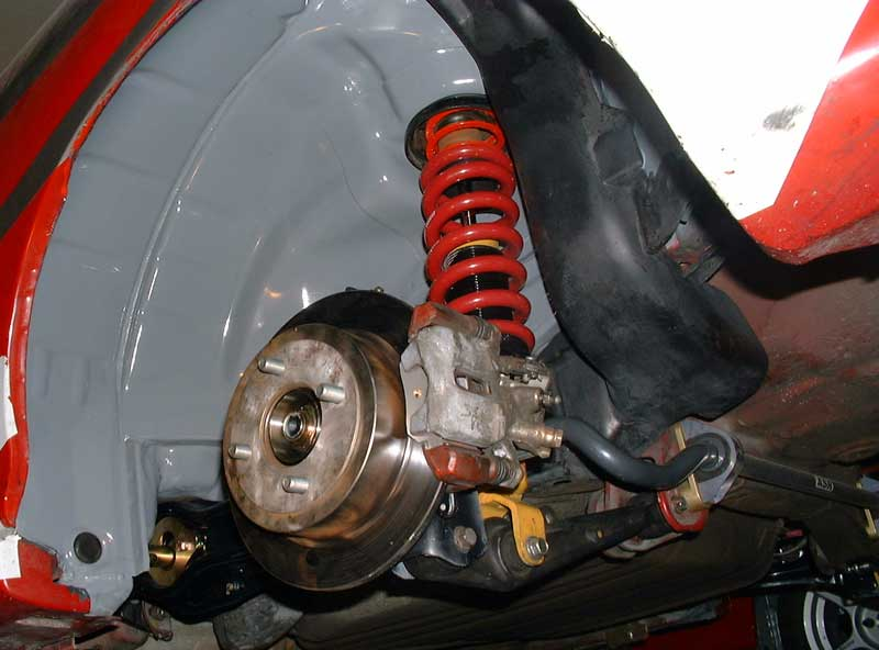 If You Could Be A Honda Trailing Arm Bushing What Brand